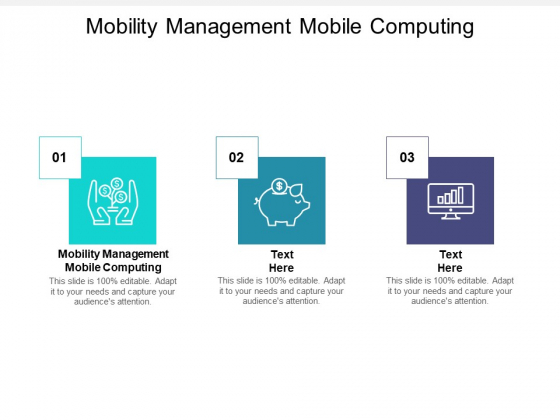 Mobility Management Mobile Computing Ppt PowerPoint Presentation Show Gridlines Cpb Pdf