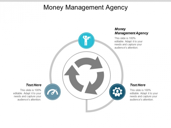 Money Management Agency Ppt PowerPoint Presentation Show Slide Cpb