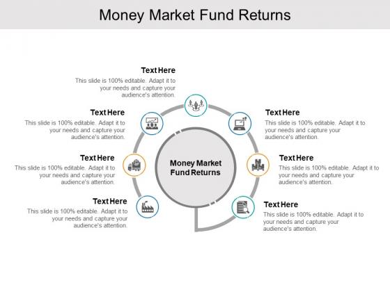 Money Market Fund Returns Ppt PowerPoint Presentation Inspiration Slide Download Cpb Pdf
