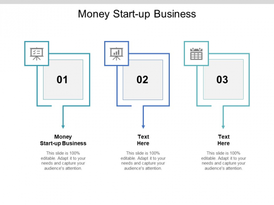 Money Start Up Business Ppt PowerPoint Presentation Ideas Show Cpb Pdf