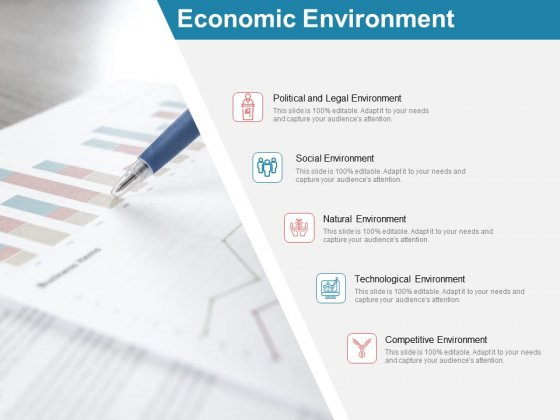 Moneymaking Circumstance Economic Environment Ppt Styles Graphic Images PDF