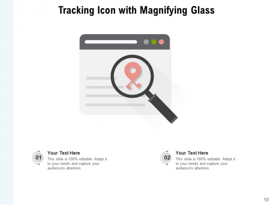 Monitoring_Icon_Exclamation_Location_Magnifying_Glass_Ppt_PowerPoint_Presentation_Complete_Deck_Slide_10