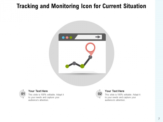 Monitoring_Icon_Exclamation_Location_Magnifying_Glass_Ppt_PowerPoint_Presentation_Complete_Deck_Slide_7