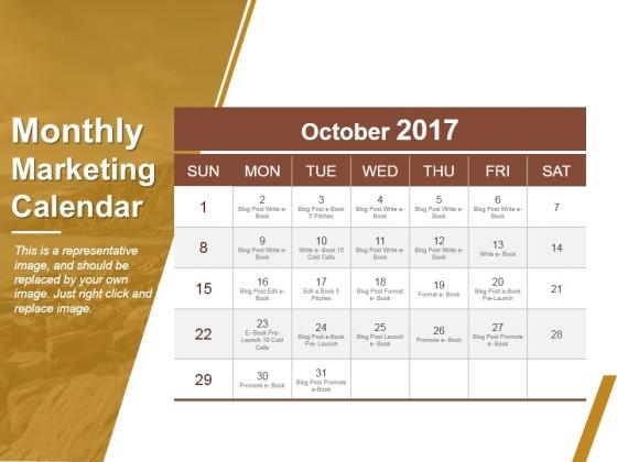 Monthly Marketing Calendar Ppt PowerPoint Presentation Layouts Slide Portrait