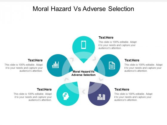Moral Hazard Vs Adverse Selection Ppt PowerPoint Presentation Layouts Slide Cpb Pdf
