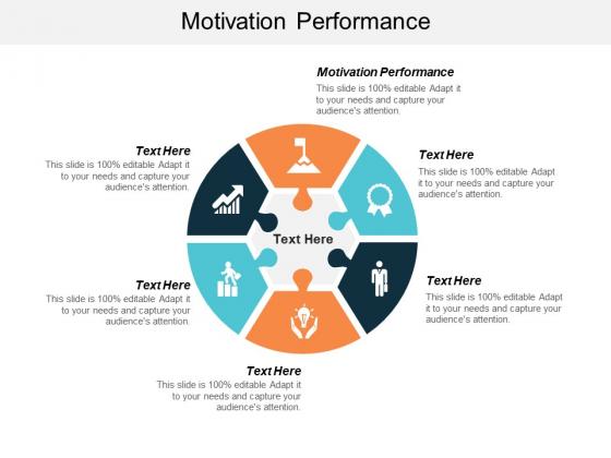Motivation Performance Ppt Powerpoint Presentation Portfolio Backgrounds Cpb