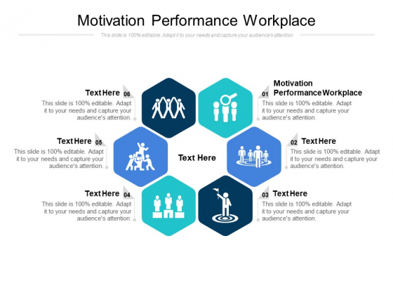 Motivation Performance Workplace Ppt PowerPoint Presentation Diagram Lists Cpb