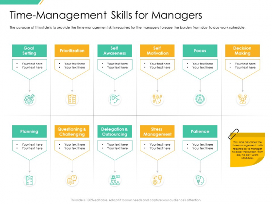 Motivation_Theories_And_Leadership_Management_Time_Management_Skills_For_Managers_Sample_PDF_Slide_1
