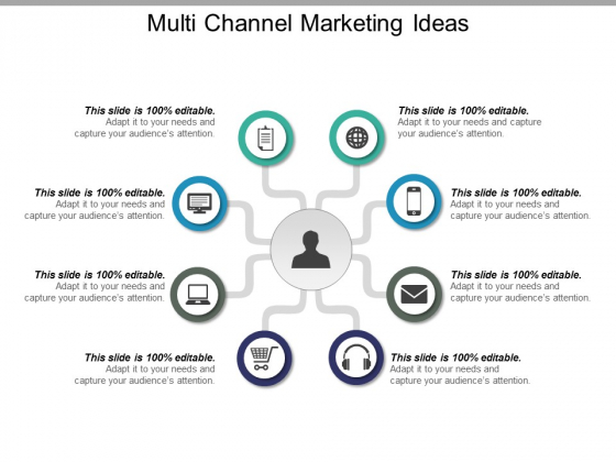 Multi Channel Marketing Ideas Ppt PowerPoint Presentation Professional Picture