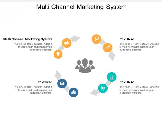 Multi Channel Marketing System Ppt PowerPoint Presentation Model Inspiration Cpb