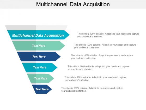 Multichannel Data Acquisition Ppt PowerPoint Presentation File Show Cpb