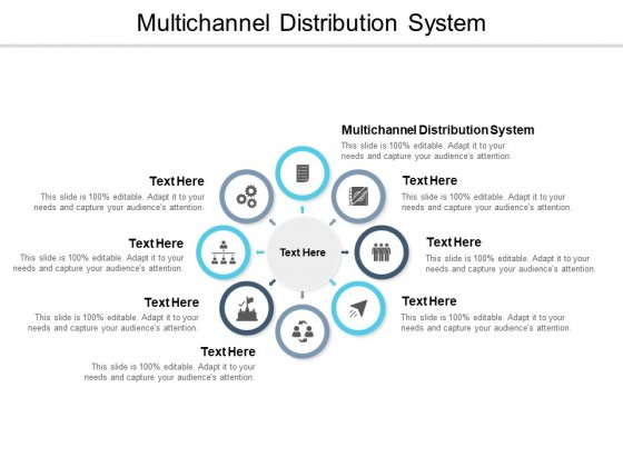 Multichannel Distribution System Ppt PowerPoint Presentation Pictures Icon Cpb Pdf