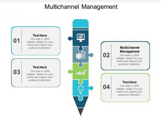 Multichannel Management Ppt PowerPoint Presentation Styles Sample Cpb