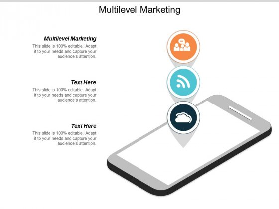 Multilevel Marketing Ppt Powerpoint Presentation Styles