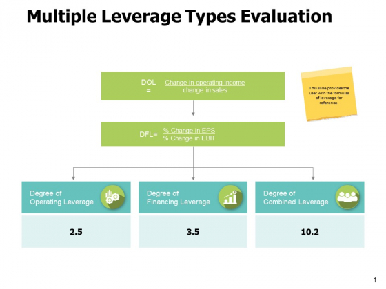 Multiple Leverage Types Evaluation Ppt PowerPoint Presentation Outline Demonstration