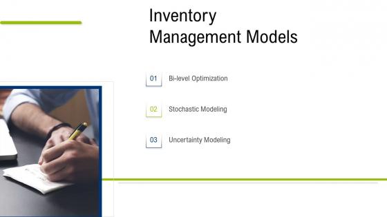 Multiple_Phases_For_Supply_Chain_Management_Inventory_Management_Models_Elements_PDF_Slide_1