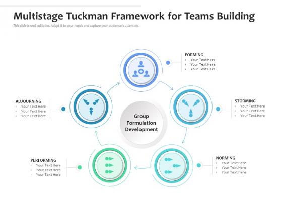 Multistage_Tuckman_Framework_For_Teams_Building_Ppt_PowerPoint_Presentation_Icon_Diagrams_PDF_Slide_1