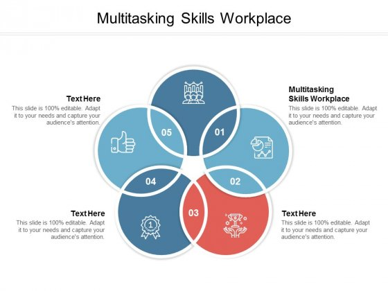 Multitasking Skills Workplace Ppt PowerPoint Presentation Inspiration Picture Cpb