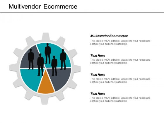 Multivendor Ecommerce Ppt PowerPoint Presentation Professional Designs Cpb