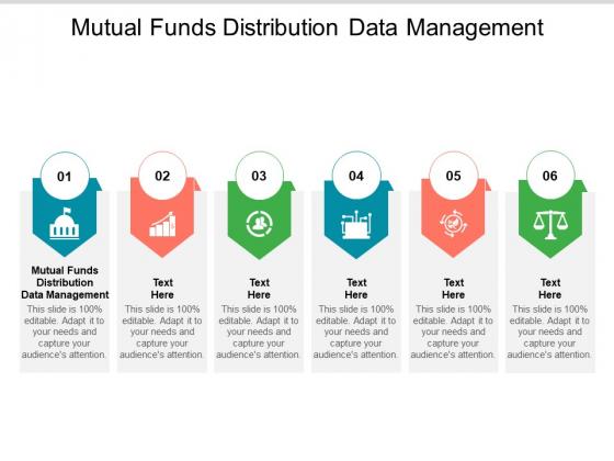 Mutual Funds Distribution Data Management Ppt PowerPoint Presentation Portfolio Portrait Cpb Pdf