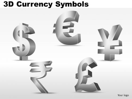 Major Currency Symbols PowerPoint Slides And Ppt Diagram Templates