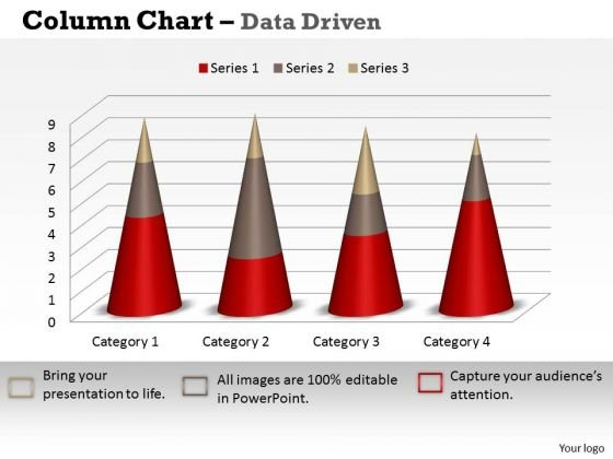 Marketing Data Analysis 3d Statistical Process Control Chart PowerPoint Templates