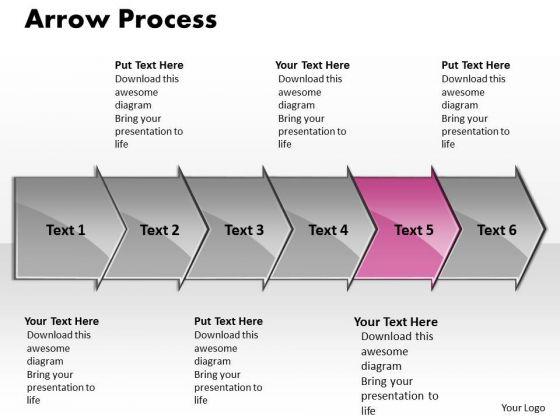 ... Communication Skills PowerPoint Image.  Marketing_ppt_arrow_process_6_state_diagram_communication_skills_powerpoint_image_1