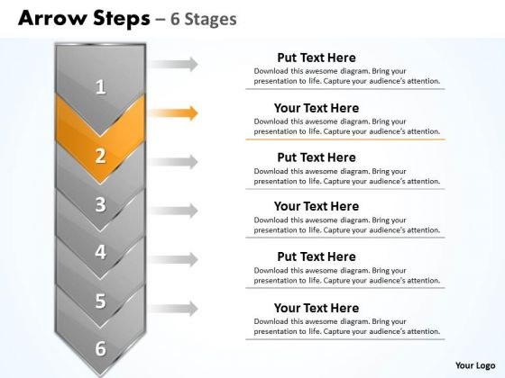 Marketing Ppt Background Arrow 6 Stages 1 Operations Management PowerPoint 3 Image