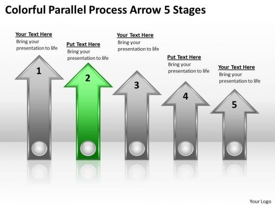 Massively Parallel Processing Database Stages PowerPoint Templates Backgrounds For Slides