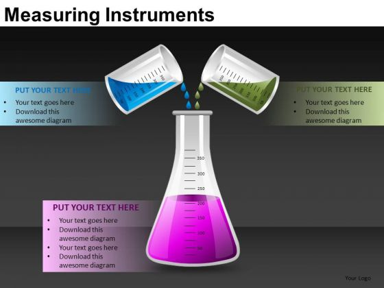 Mixing Ingredients For Success PowerPoint Templates Editable Ppt Slides