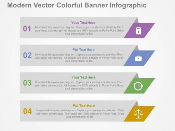 Modern vector colorful banner infographic powerpoint templates modern vector colorful banner infographic powerpoint templates powerpoint templates toneelgroepblik Image collections