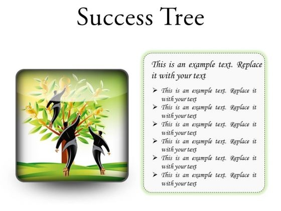 Money Tree Leadership PowerPoint Presentation Slides S