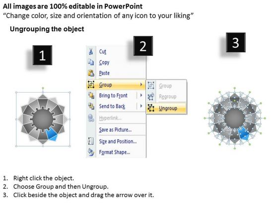 multi_dimensional_shape_with_12_stages_ppt_business_plan_outlines_powerpoint_slides_2