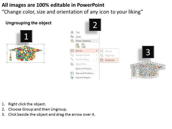multiple_icons_in_shape_of_hat_powerpoint_templates_2