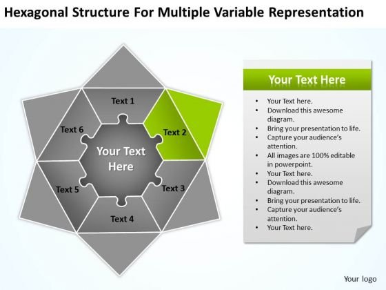 Multiple Variable Representation Ppt Retail Business Plan Template PowerPoint Slides