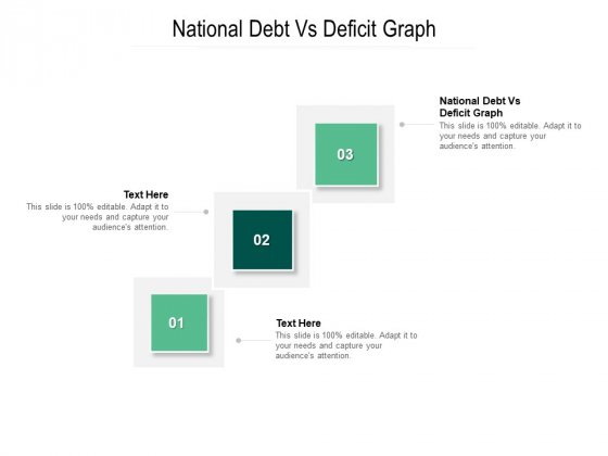 National Debt Vs Deficit Graph Ppt PowerPoint Presentation Show Slides Cpb Pdf