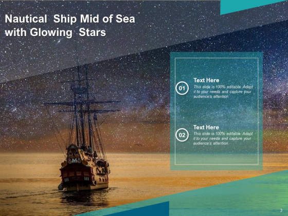 Nautical_Icon_Glowing_Stars_Business_Document_Ppt_PowerPoint_Presentation_Complete_Deck_Slide_3