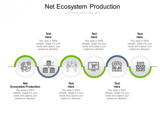 Net Ecosystem Production Ppt PowerPoint Presentation Infographic Template Maker Cpb Pdf