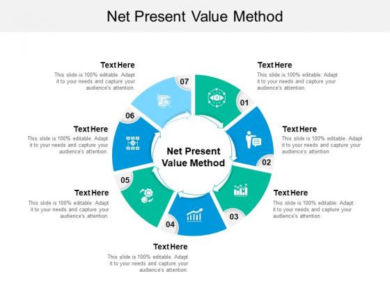 Net Present Value Method Ppt PowerPoint Presentation Visual Aids Files Cpb