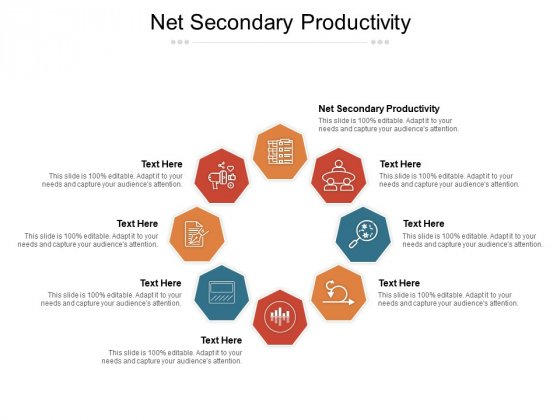 Net Secondary Productivity Ppt PowerPoint Presentation Slides Gallery Cpb Pdf