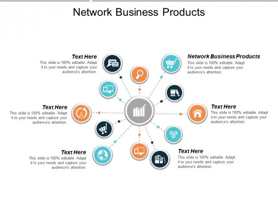 Network Business Products Ppt Powerpoint Presentation Inspiration Samples Cpb