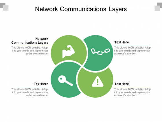Network Communications Layers Ppt PowerPoint Presentation Icon Images Cpb Pdf