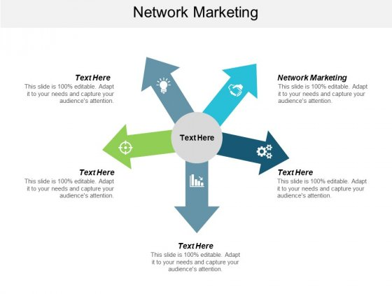 Network Marketing Ppt PowerPoint Presentation Summary Information Cpb