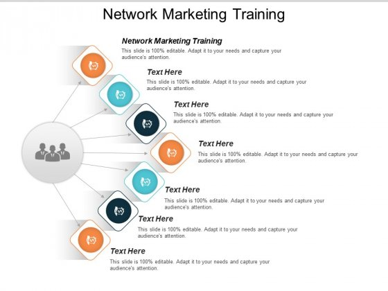 Network Marketing Training Ppt Powerpoint Presentation Professional Diagrams Cpb