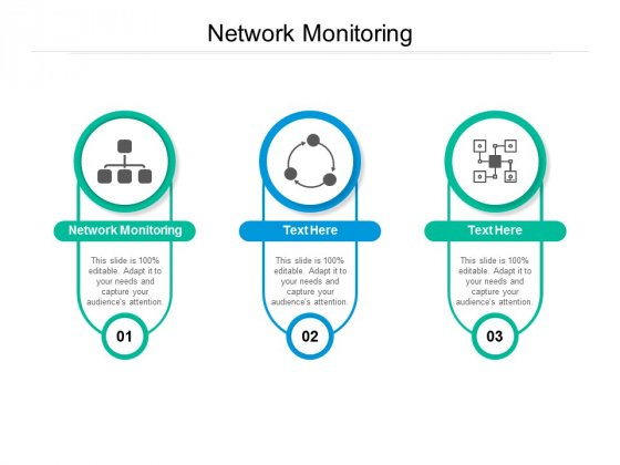 Network Monitoring Ppt PowerPoint Presentation Pictures Deck Cpb