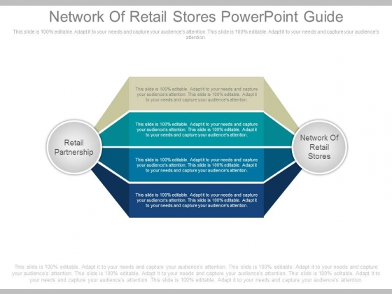 Network Of Retail Stores Powerpoint Guide