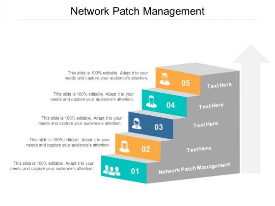 Network Patch Management Ppt PowerPoint Presentation Portfolio Slide Portrait Cpb