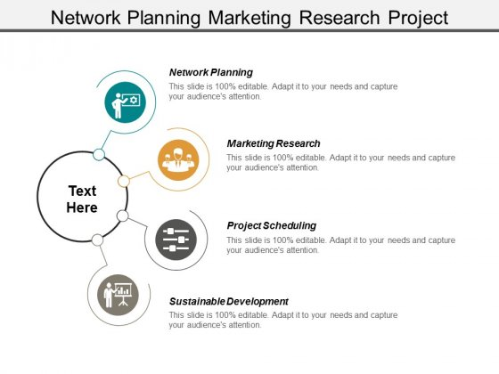 Network Planning Marketing Research Project Scheduling Sustainable Development Ppt PowerPoint Presentation Infographics Slide Portrait