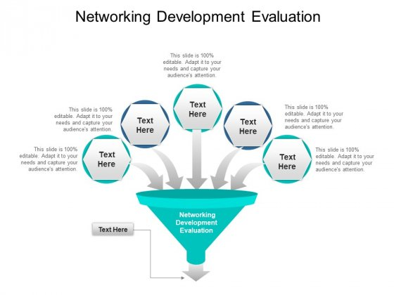 Networking Development Evaluation Ppt PowerPoint Presentation Infographic Template Infographic Template Cpb