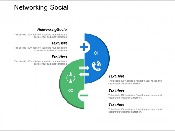 Networking Social Ppt PowerPoint Presentation Portfolio Format Cpb